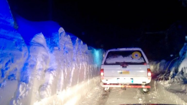 Italy avalanche: Up to 30 dead and one survivor (PHOTO/VIDEO)