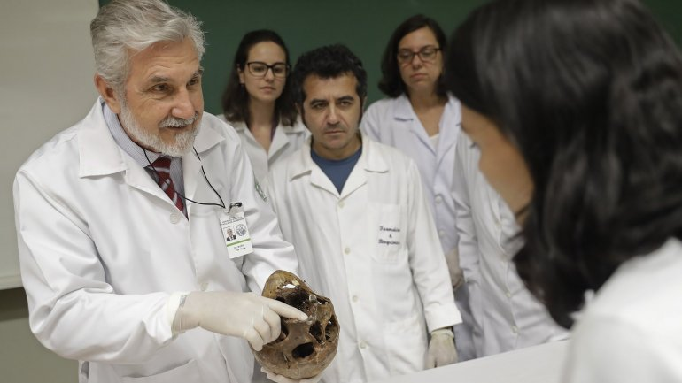 Bones of Nazi doctor Josef Mengele used in Brazil forensic medicine courses