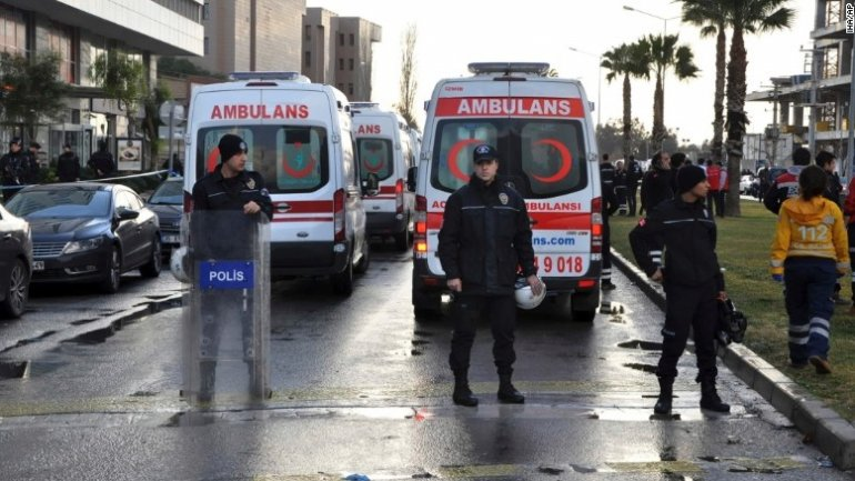 Turkey: Explosion near courthouse in Izmir (PHOTO/VIDEO)