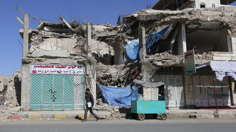 United Nations: Yemen death toll reaches 10,000