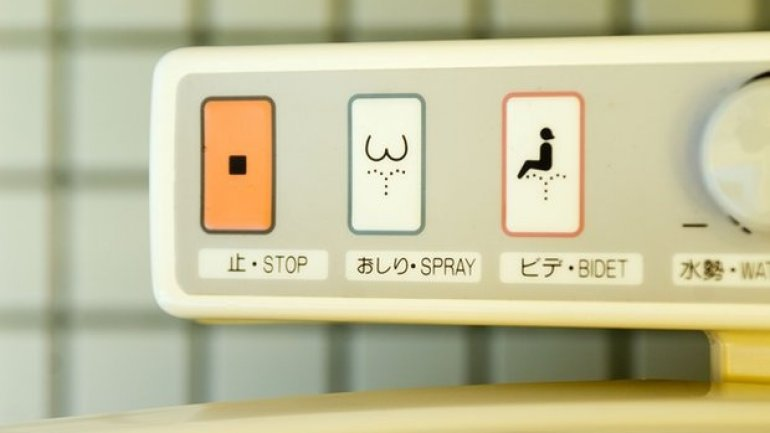 Japan to end tourists' toilet trouble with standardised buttons