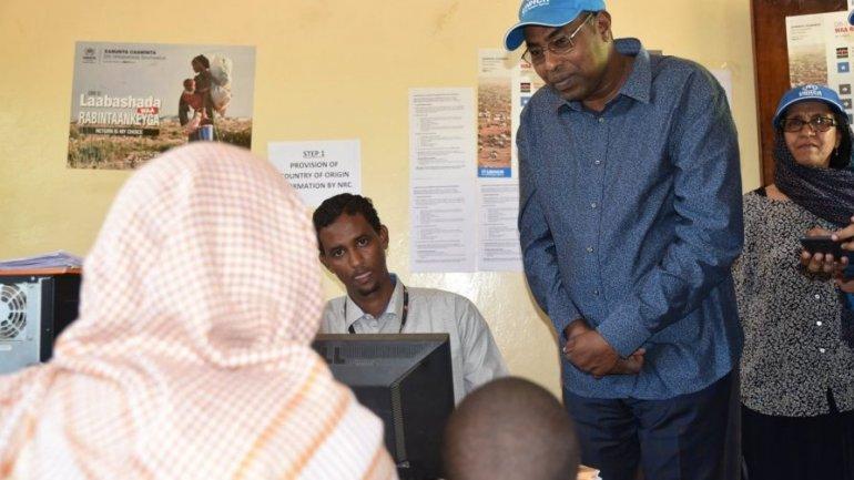 Somali refugees in Kenya may face return after US travel ban