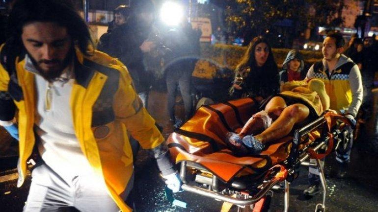 Moldovan INJURED in Istanbul nightclub attack