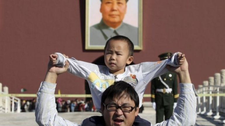 China birth rate increases after one-child policy change