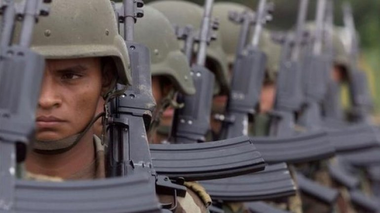 Colombia frees eight child recruits from the ELN