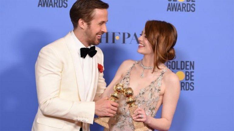 Golden Globes 2017: La La Land sweeps awards