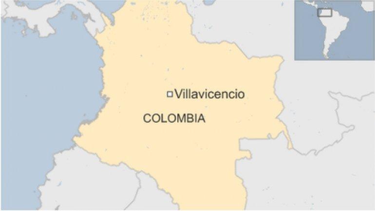 Colombia suspension bridge collapse kills at least 11