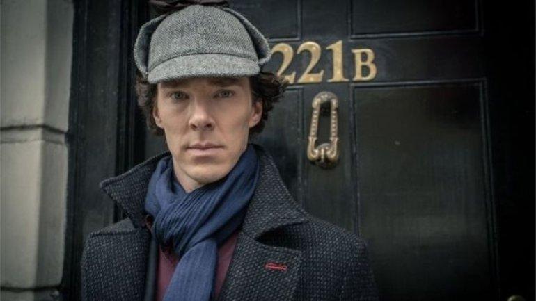 Sherlock series finale leaked online