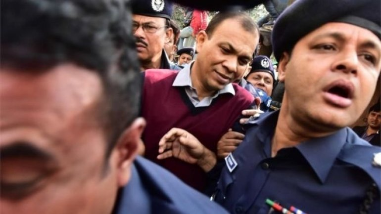 Bangladesh elite police receive death sentence for 2014 murders