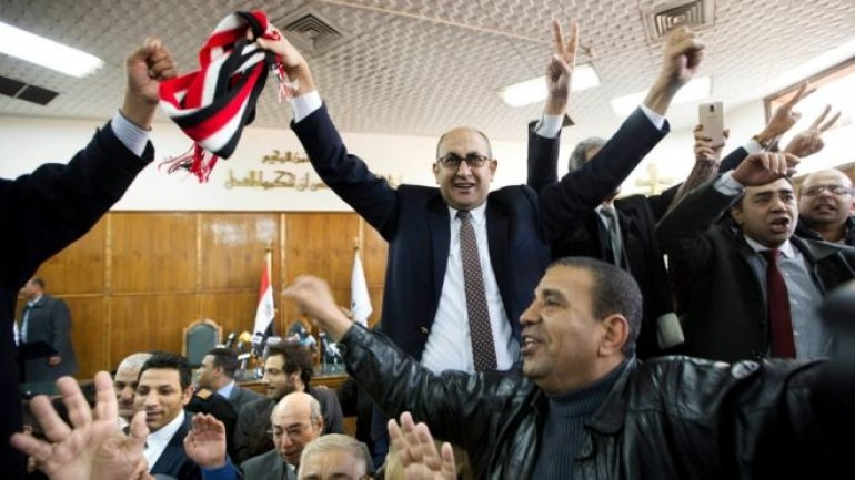 Egypt court upholds ruling halting transfer of islands to Saudi Arabia