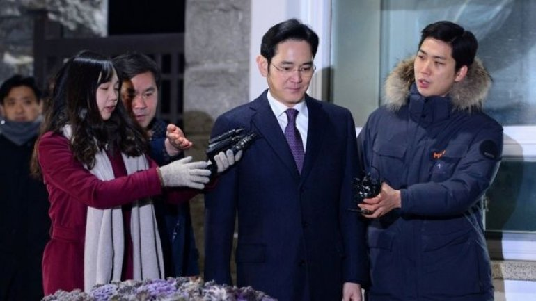 South Korea: Court denies arrest warrant for Samsung chief