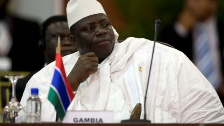 Gambian president Yahya Jammeh to step down after ultimatum given by Ecowas