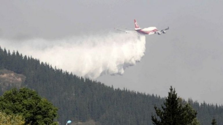 Chile forest fires: Death toll rises to six (PHOTO/VIDEO)
