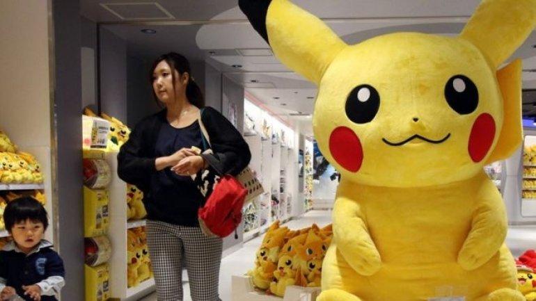 Mobile phone games help Nintendo to increase profits