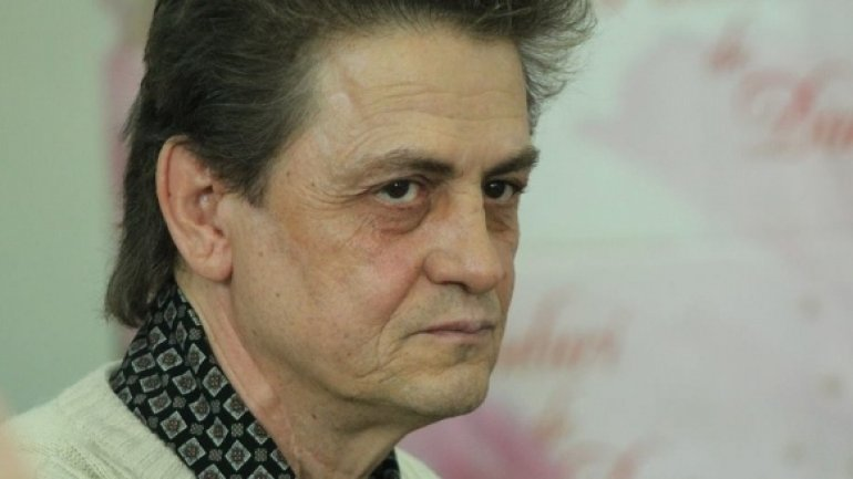Actor Gheorghe Grau homeless and in need of money