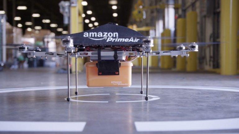 Amazon seeks to run wireless tests in Washington state