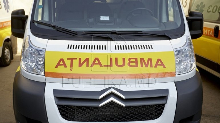 1,000 people from Chisinau called for ambulance over New Year's night