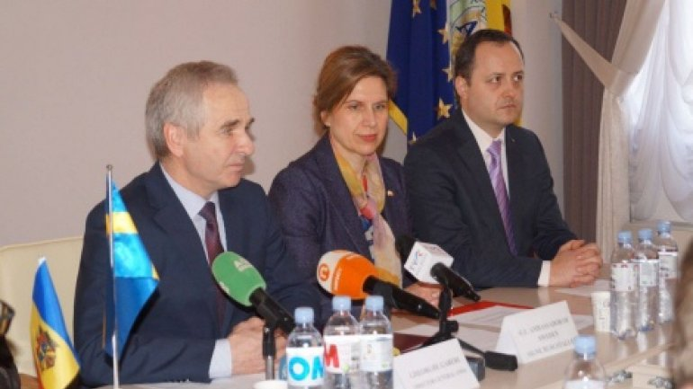 Sweden will support Moldovan food safety watchdog to work better