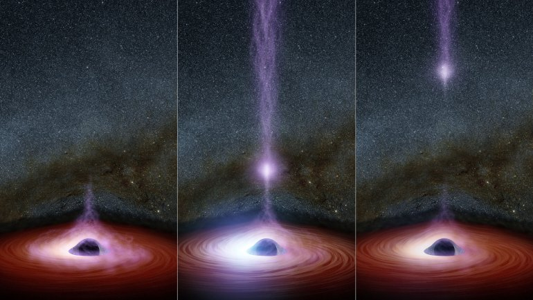 NASA discovers thousands of black holes in close vicinity