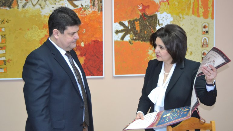 Belarus and Moldova develop plans of cooperation in cultural field
