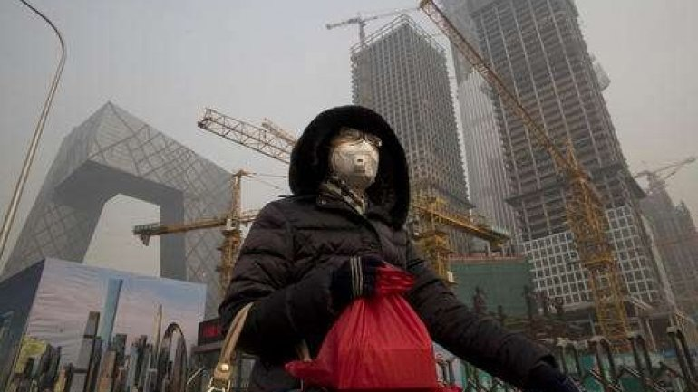 Beijing creates anti-smog police to confront air polluters
