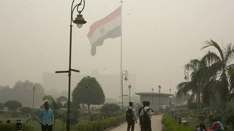 Report: North Indian cities fail to meet air quality standards