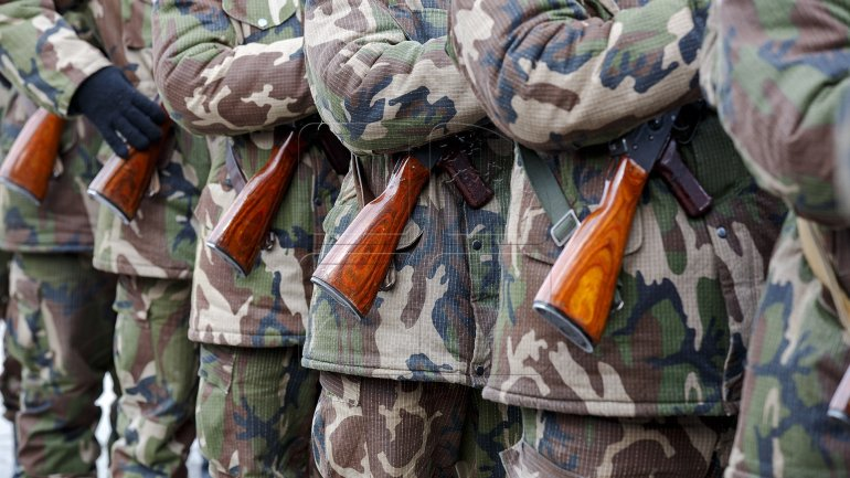 Moldovan National Army soldier FOUND SHOT during service call