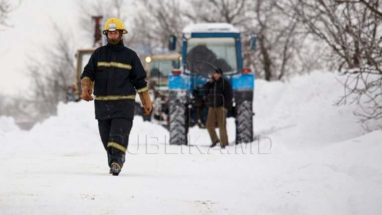 Preparations for winter to begin. Pavel Filip urged Ministries to ensure citizen's safety during cold season