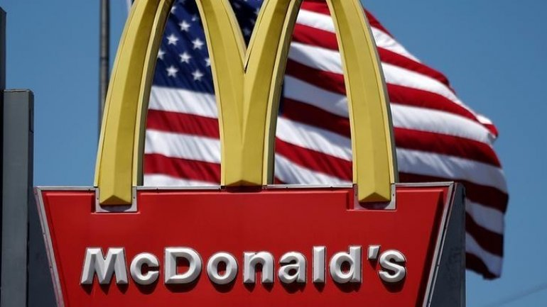 McDonald's U.S. sales drop for first time in six quarters