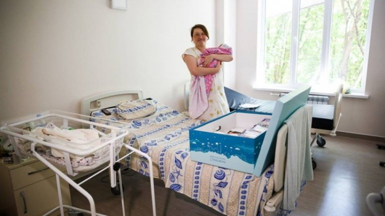 A New Life Campaign: Thousands of mothers have been aided by Vlad Plahotniuc's Edelweiss Foundation