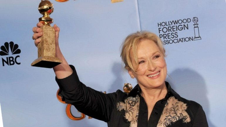 "Meryl Streep criticises Donald Trump at Golden Globes: ""Disrespect invites disrespect"" (VIDEO)"