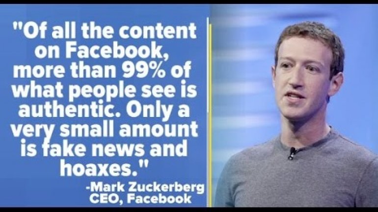 After the fake news issue. Facebook to tighten links with news industries