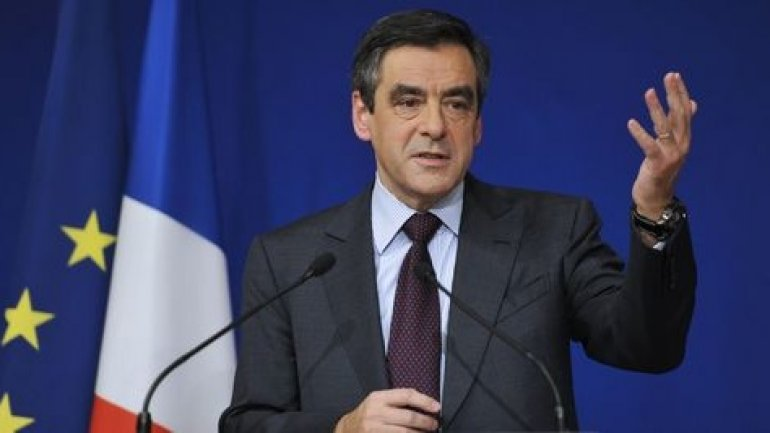 Poll results ahead of French presidential elections in April