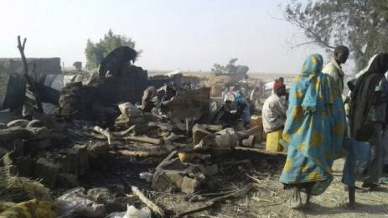 Babies used in suicide bombings in Nigeria