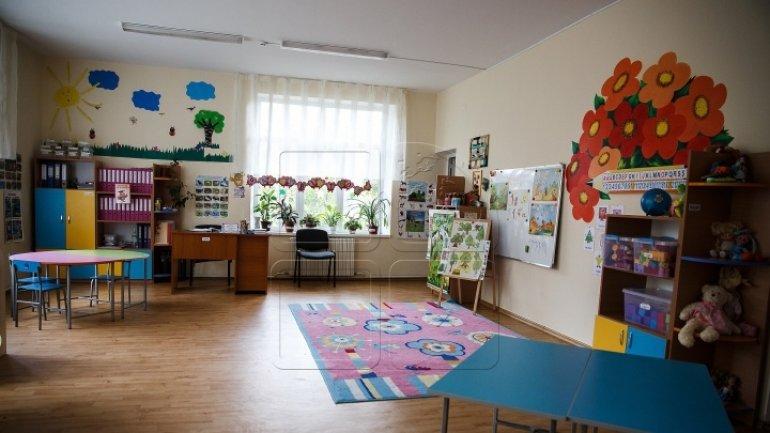 Better feeding for Chisinau kindergartens