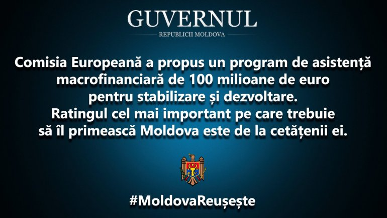 PHOTO GALLERY. Filip Government, one year after investment, as seen on social media: #MoldovaReușește
