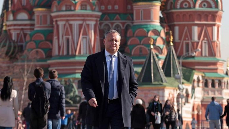 Reaction of EU diplomats: President Igor Dodon is expected in Brussels
