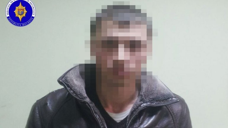 Moldovan mercenary detained by SIS officers
