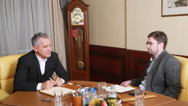 PDM leader Vlad Plahotniuc on right-wing opposition: We don't have a real political opposition