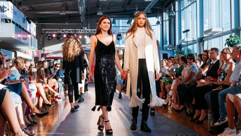 Fashion collection of Moldovan designer presented in Kazakhstan