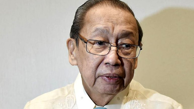 Philippines asks for removal of exiled communist from U.S. terrorist list