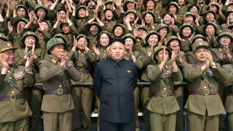 North Korea elite, allegedly discontent with leader Kim Jong Un