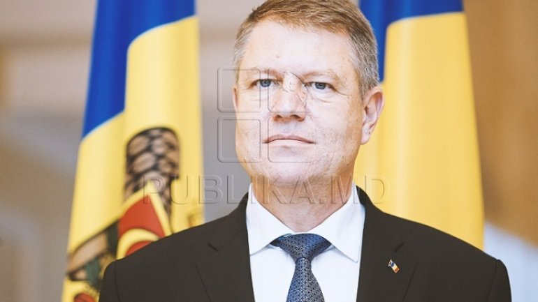 Romanian president encourages CoE to support Moldova's European path