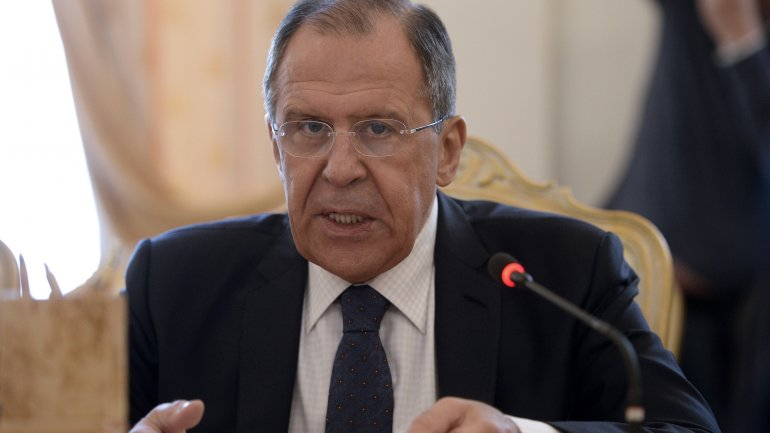 Russia's Lavrov, concerned with Trump's plans in nuke area