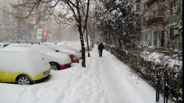 WEATHER FORECAST in Moldova for January 7, 2016