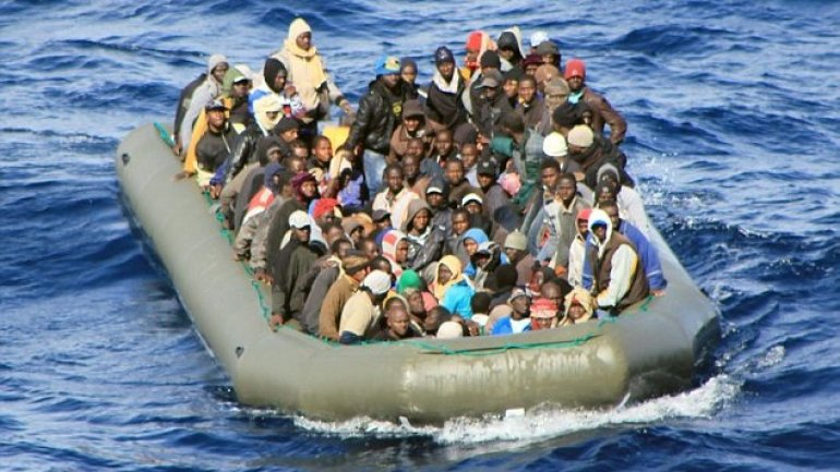 Hundreds of migrants missing in Mediterranean, off Libya