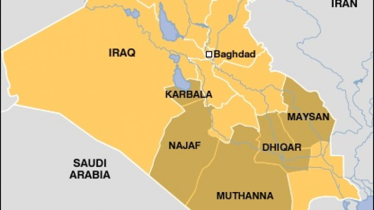 ISIS kills police officers in southern Iraq