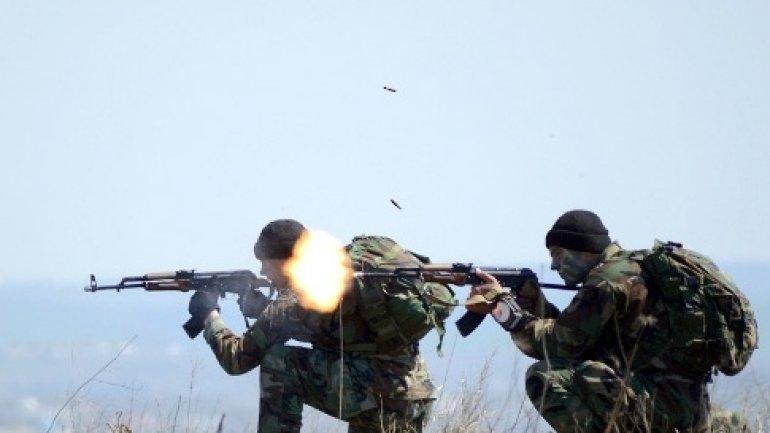 New military exercises near Moldovan border