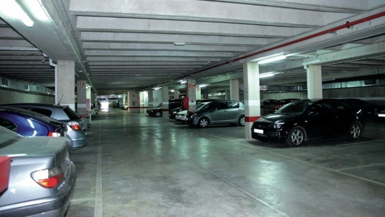 Moldovan authorities to ban gas-powered cars in underground car parks