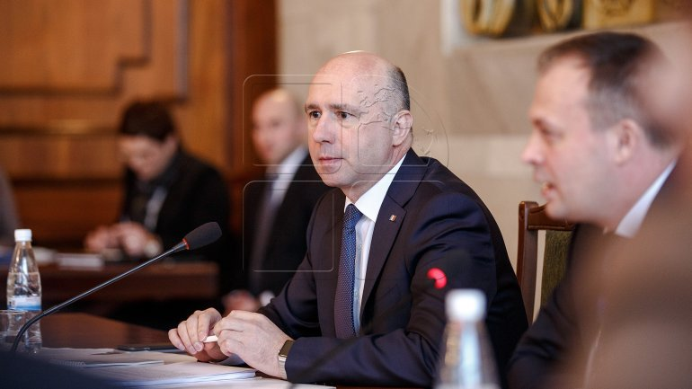 Prime Minister Pavel Filip had phone call with Romanian counterpart Sorin Grindeanu